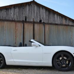 La belle Camaro, disponible chez Starge Location