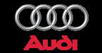 Logo de la marque Audi, référencée chez Starge location