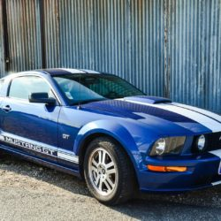 La belle Ford Mustang, chez Starge Location
