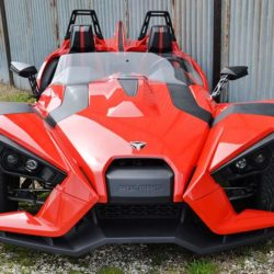 POLARIS Slingshot SL en location chez Starge Location