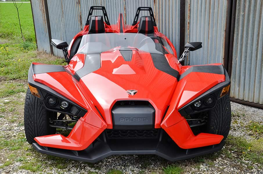POLARIS - Slingshot SL, location possible chez Starge Location